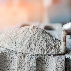 Разновидности и основные характеристики цемента