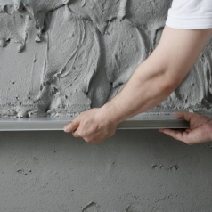 Штукатурка на цементной основе сфера применения